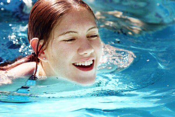 Zwemmen bij Bijhoen